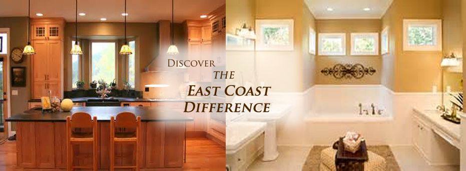 The East Coast Difference Kitchen Remodeling Bathroom